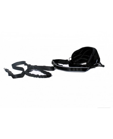 70a6ab371c3c Kit Professionnel de canicross  Ceinture Confort Pro+Laisse extensible