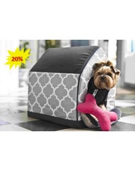 Niche maison pour chien ou chat