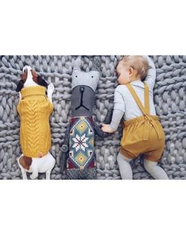 Pulls Classic en laine -entièrement fabriqué à la main en Europe.