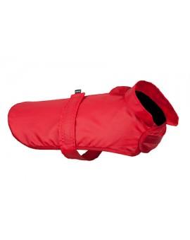 Manteau imperméable Bristol rouge