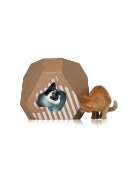 Maison/cachette de chat
