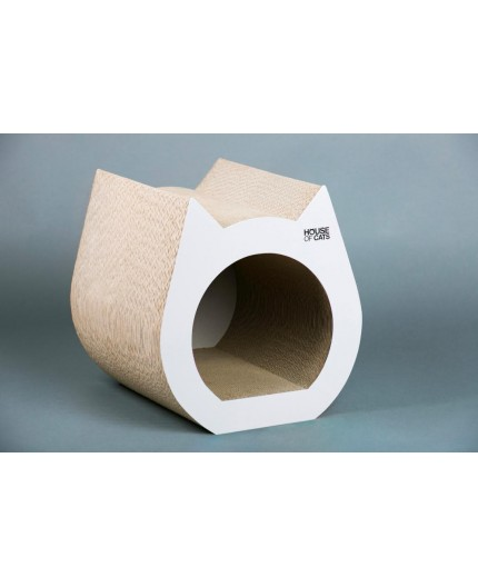 Griffoir, maison, cachette pour chat