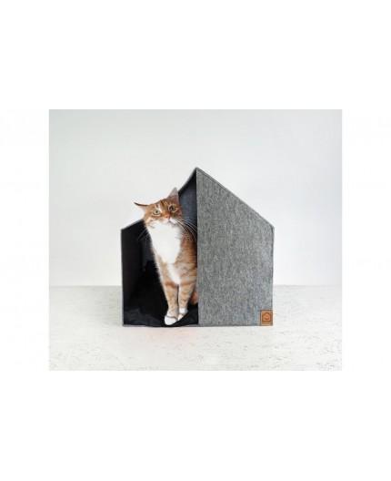 Niche - cachette - lit pour chat