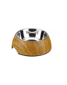 Gamelle Woody pour chien très élégante et design